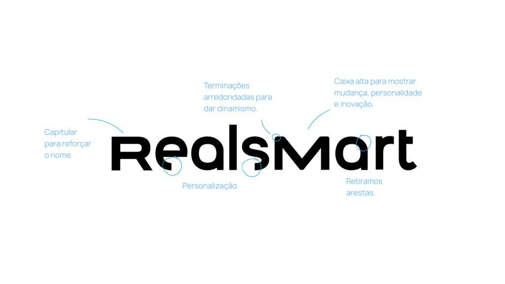 Projetos / Realsmart Branding 4