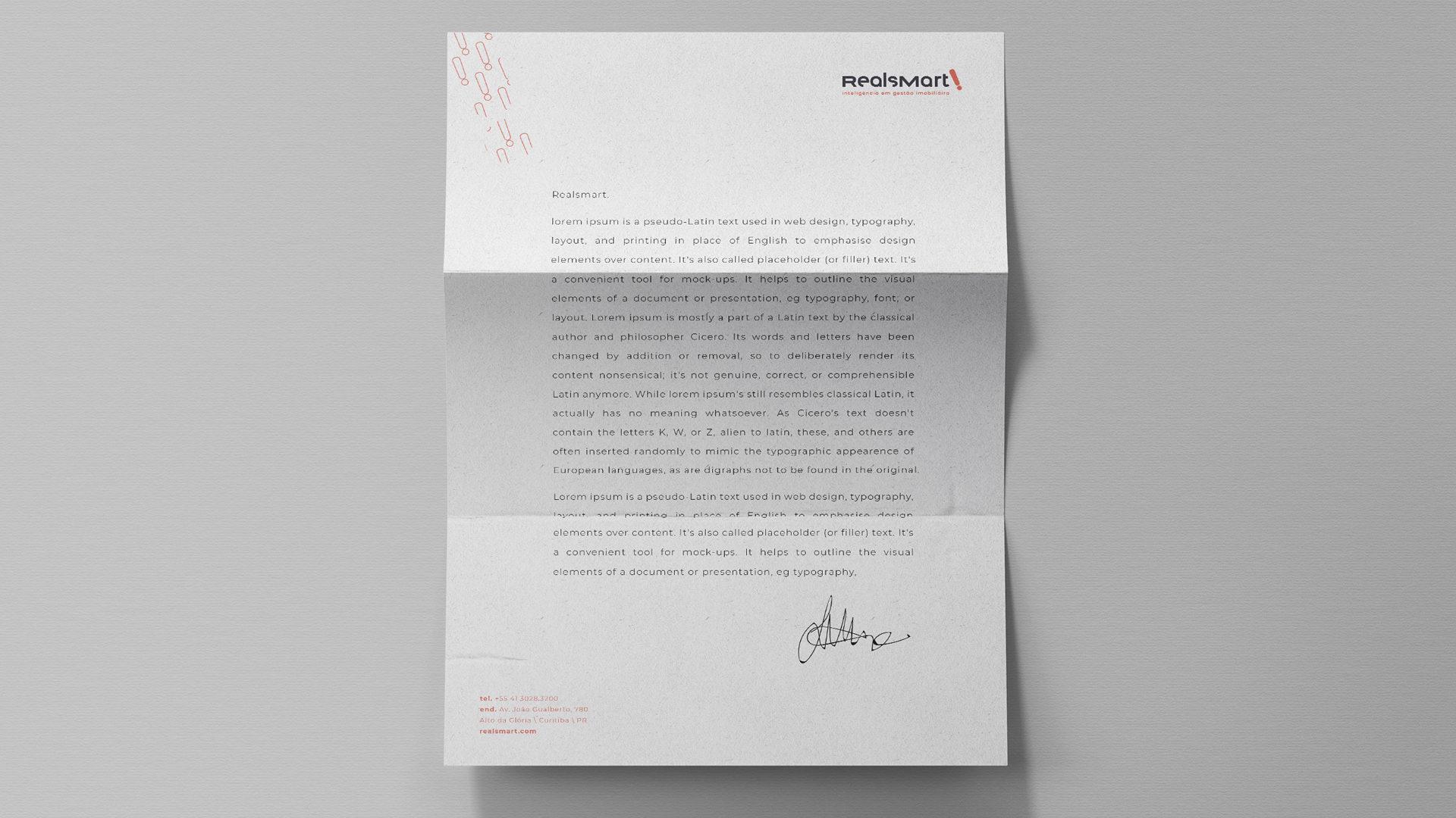 Projetos / Realsmart Branding 18