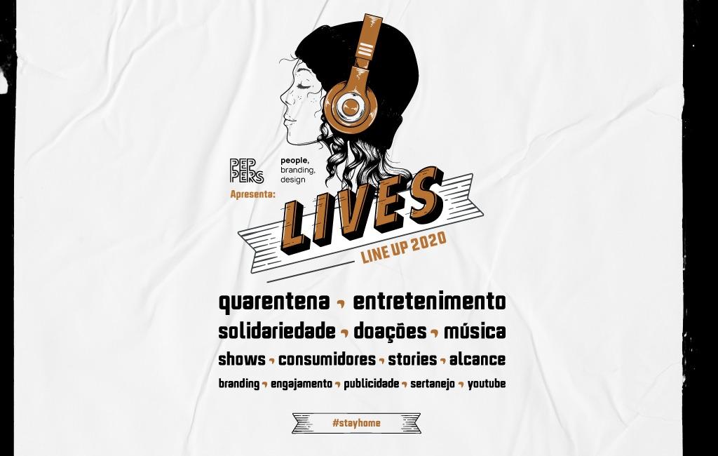 Lives da quarentena: novas conexões entre marcas e consumidores 1