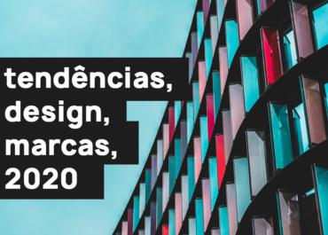 Tendências de design para 2020