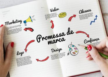 Qual é a promessa de marca da sua empresa?